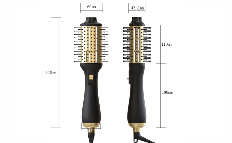 i-HY033 Hot Air Mini Brush